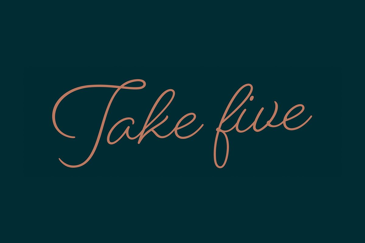 Take Five - Meeting & Event Offers York